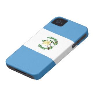 Guatemala Flag iPhone 4 Case-Mate Case