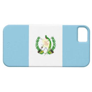 Guatemala Flag iPhone SE/5/5s Case