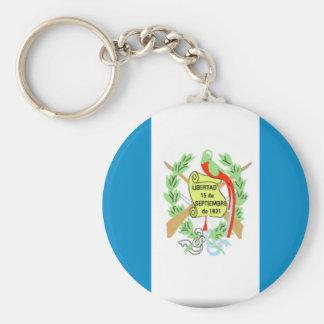 Guatemala Flag Keychains
