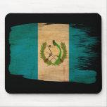 Guatemala Flag Mouse Pads