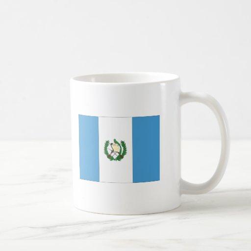 Guatemala Flag Mugs