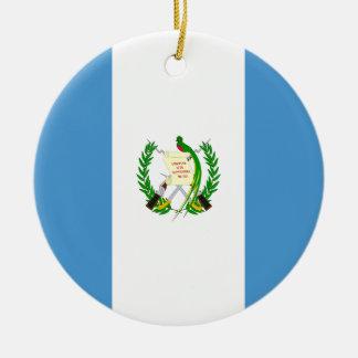 Guatemala Flag Ornament