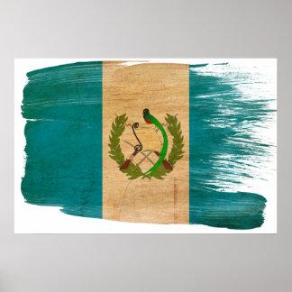 Guatemala Flag Posters