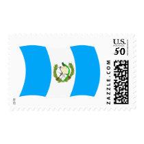 Guatemala Flag Stamps