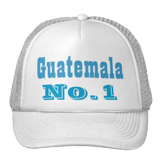 Guatemala Gorros Bordados