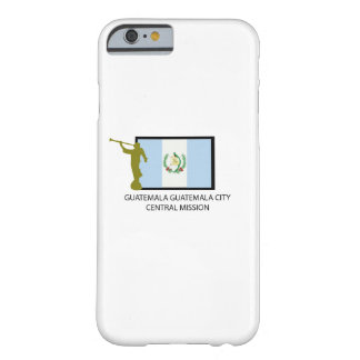 GUATEMALA GUATEMALA CITY CENTRAL MISSION LDS CTR BARELY THERE iPhone 6 CASE