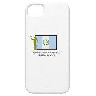 GUATEMALA GUATEMALA CITY CENTRAL MISSION LDS CTR iPhone 5 COVER