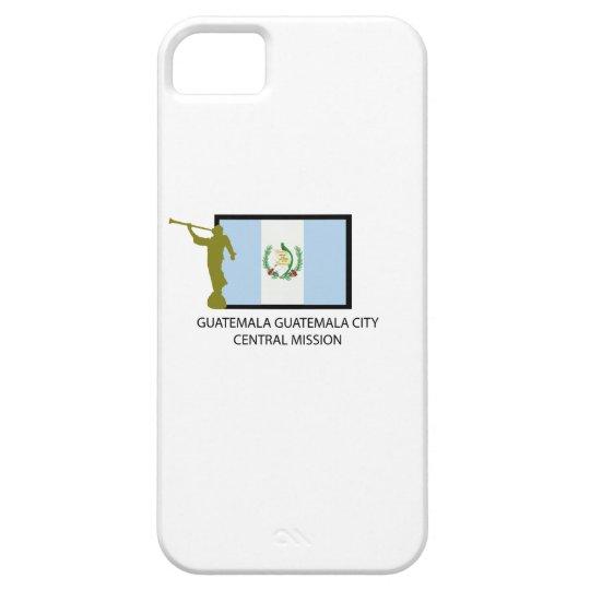 GUATEMALA GUATEMALA CITY CENTRAL MISSION LDS CTR iPhone SE/5/5s CASE