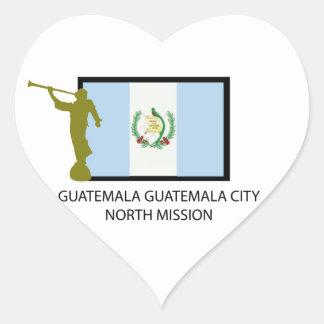 GUATEMALA GUATEMALA CITY NORTH MISSION LDS CTR STICKERS