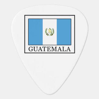 Guatemala Guitar Pick