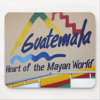 Guatemala, Heart of the Mayan World Mouse Pad