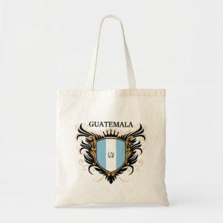 Guatemala [personalice] bolsa tela barata