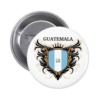 Guatemala personalize buttons