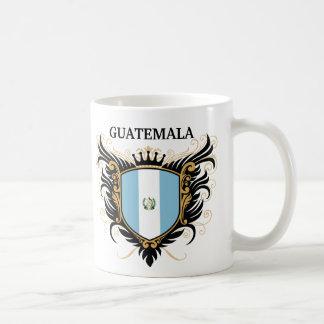 Guatemala [personalize] classic white coffee mug