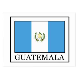 Guatemala Postcard