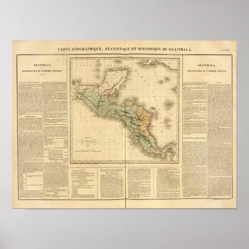 Guatemala Póster