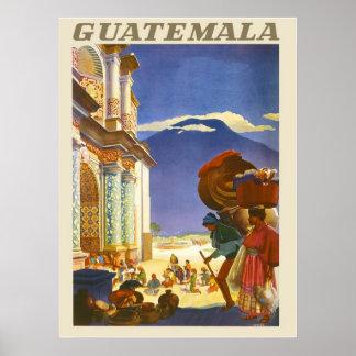 Guatemala Print
