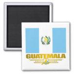 Guatemala Pride 2 Inch Square Magnet