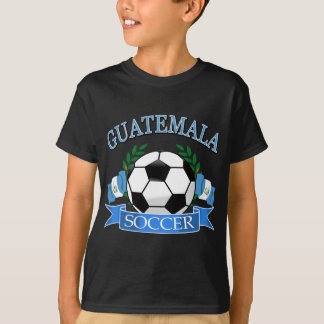 Guatemala soccer ball designs T-Shirt