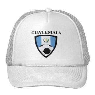 Guatemala Soccer Trucker Hat