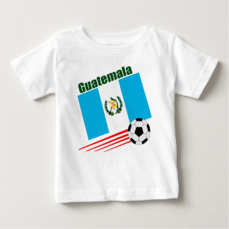 Guatemala Soccer Team Baby T-Shirt