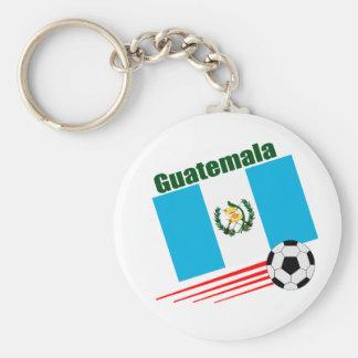 Guatemala Soccer Team Keychain