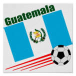 Guatemala Soccer Team Posters