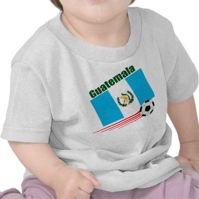 Muestre su orgullo en el equipo de fútbol de Guatemala con la bandera de
