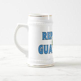 Guatemala Stein Coffee Mugs