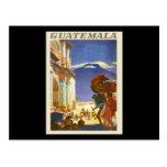 Guatemala Tarjeta Postal