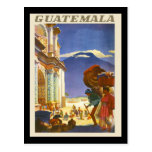 Guatemala Tarjetas Postales