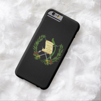 Guatemalan coat of arms barely there iPhone 6 case