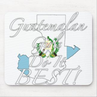 Guatemalan Girls Do It Best! Mouse Pad