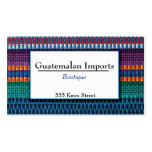 Guatemalan Imports Boutique Double-Sided Standard Business Cards (Pack Of 100)