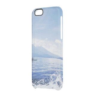 Guatemalan Lake Adventure Clear iPhone 6/6S Case