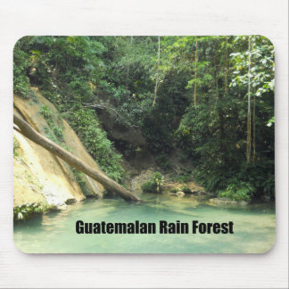 Guatemalan Rain Forest Mouse Pad