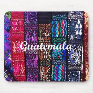 Guatemalan textile designs. mouse pad