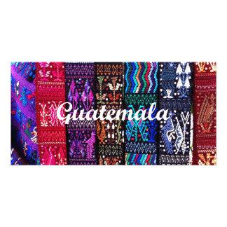 Guatemalan textile designs. photo cards