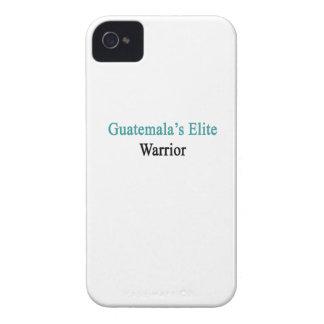 Guatemala's Elite Warrior Case-Mate iPhone 4 Case