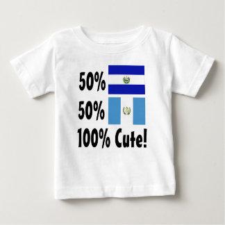 Guatemalteco del 50% salvadoreño el 50% el 100% remera
