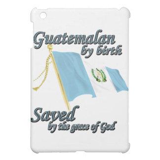 Guatemalteco por el nacimiento ahorrado por la gra