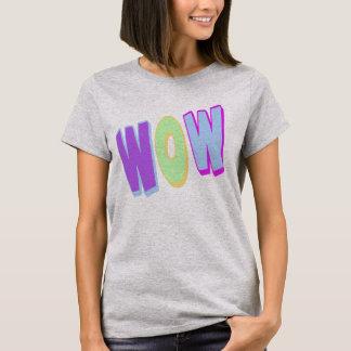 guau diseño de la camiseta de la playa del verano