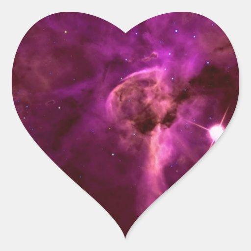 guau pegatina corazon personalizadas