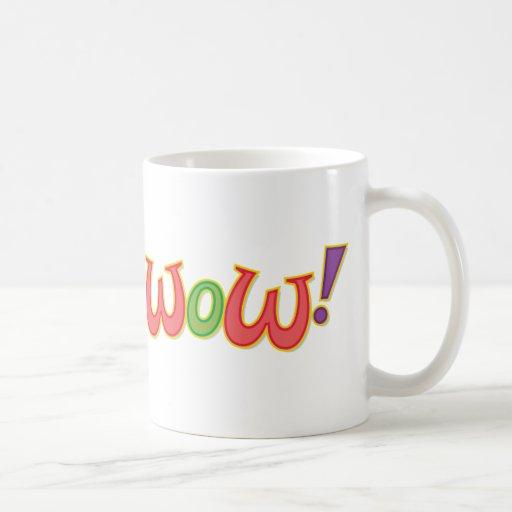 ¡Guau! Taza De Café