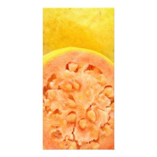 Guava fruits card