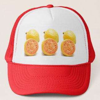 Guava fruits trucker hat