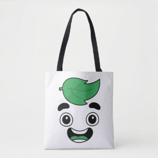 Guava Juice Challenges Green Tote Bag