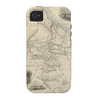 Guayana británico iPhone 4 funda