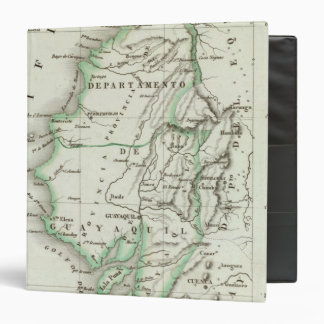 Guayaquil 3 Ring Binder