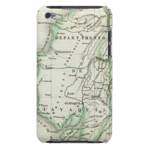 Guayaquil Case-Mate iPod Touch Funda